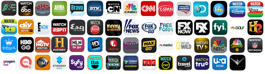 Channels.