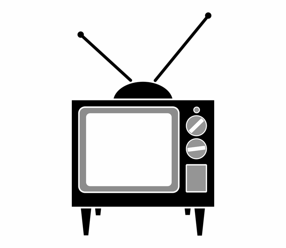 Old Tv Png.