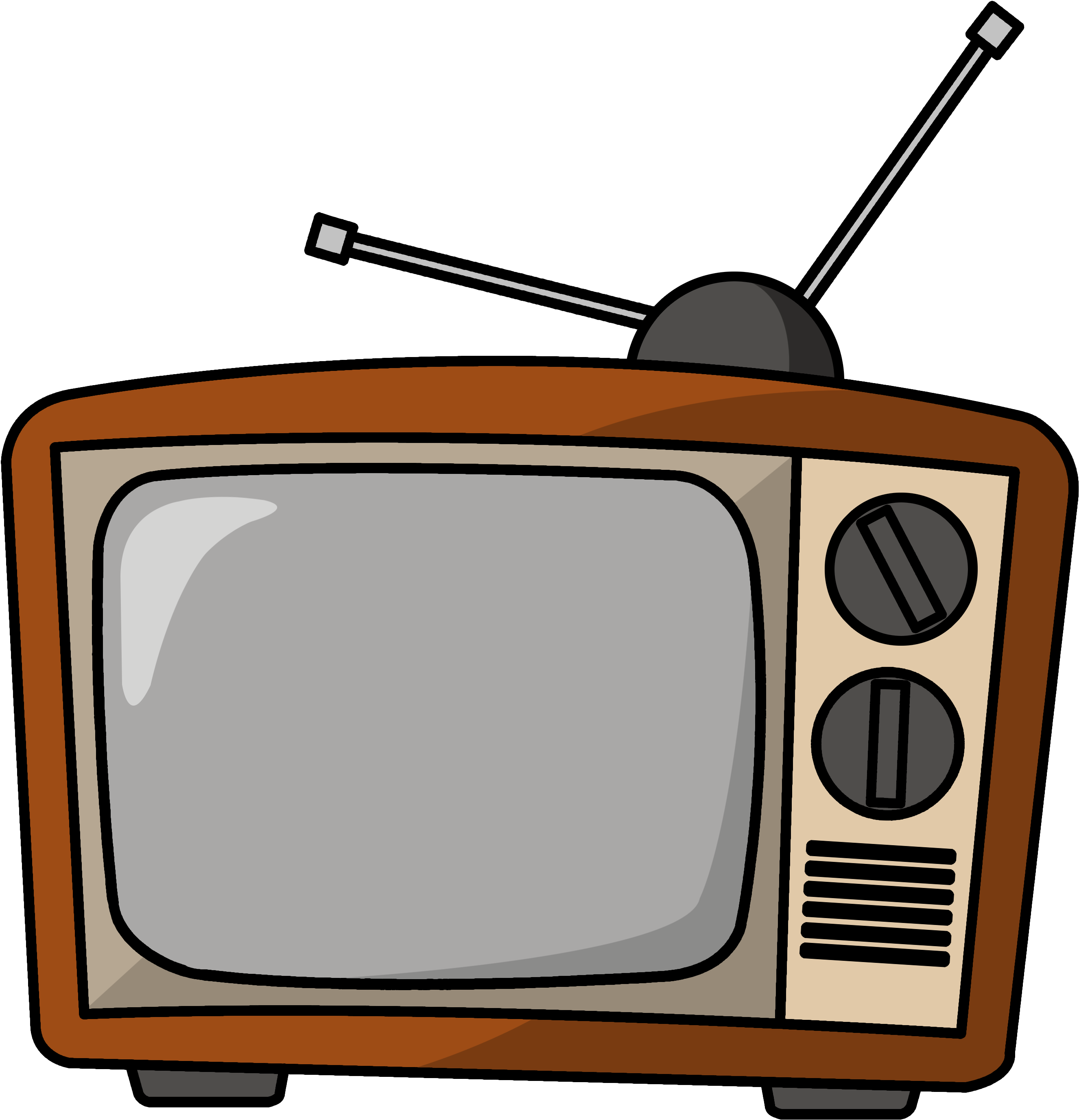Tv Clipart Television10.