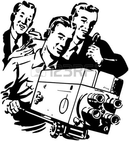 142 Tv Crew Stock Vector Illustration And Royalty Free Tv Crew Clipart.