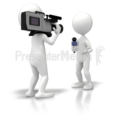 Television Cameraperson.