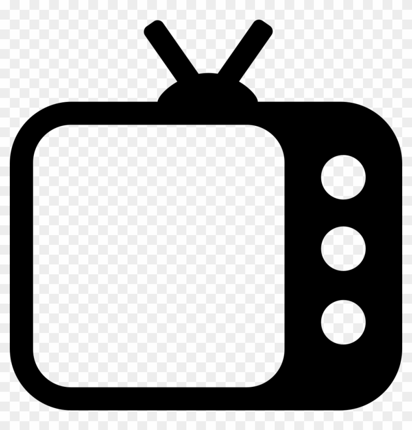 Cable Tv Icon Png.