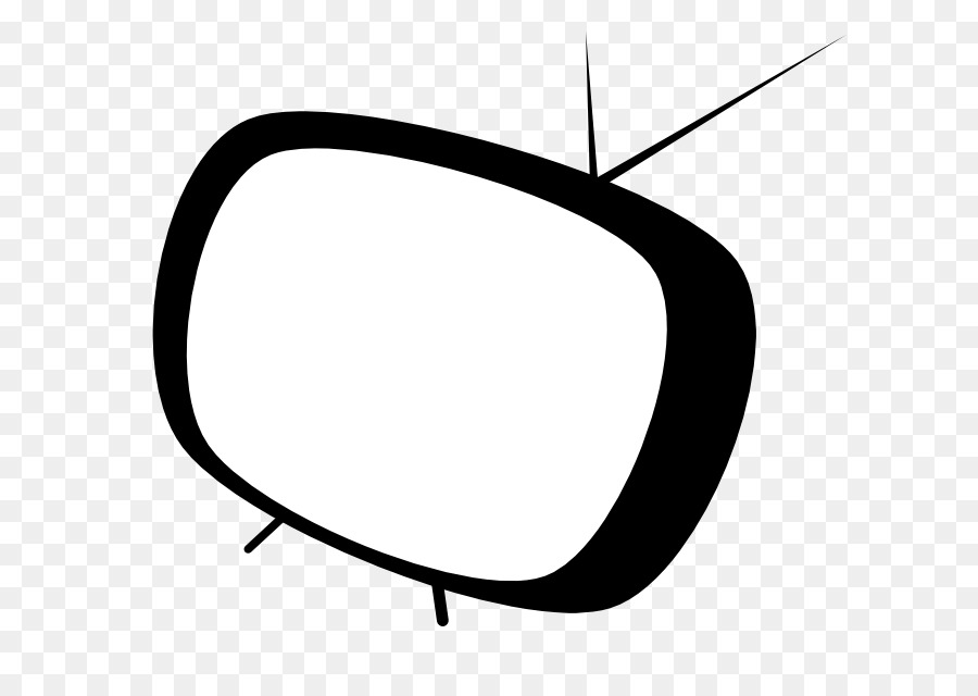 tv lines clipart #5