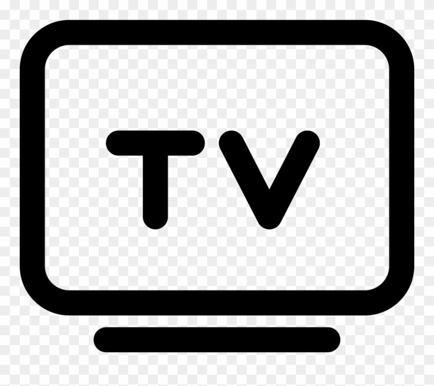 V Png Tv Clipart.