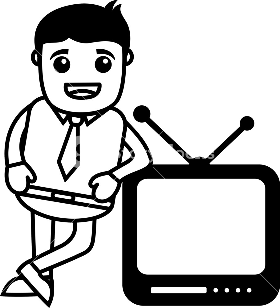 Tv Presenter.