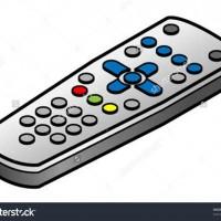 Clipart Tv Remote.