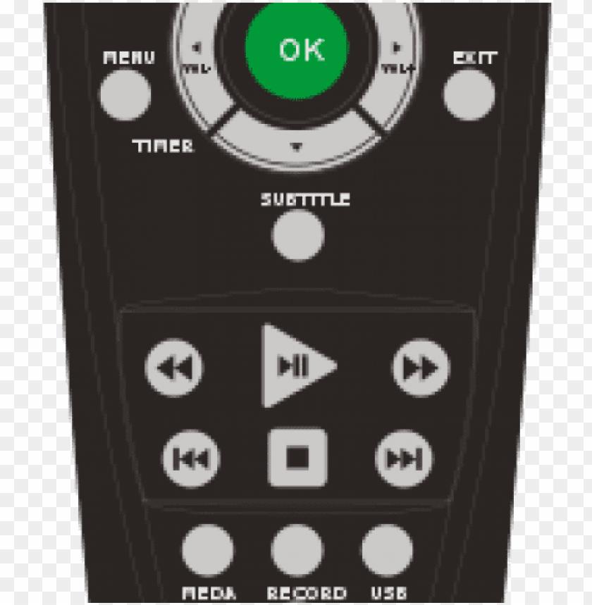 television clipart tv remote.