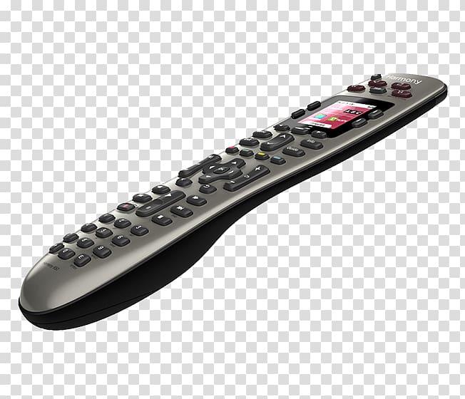 Remote Controls Logitech Harmony Universal remote Television.