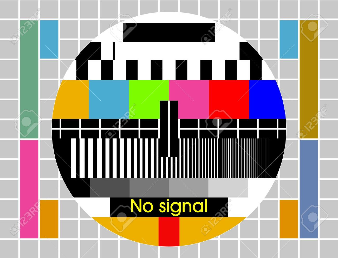 Test Tv Screen Background Royalty Free Cliparts, Vectors, And.