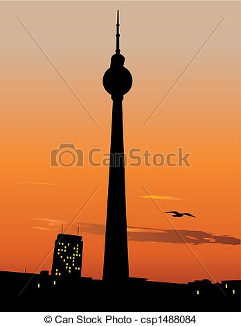 Tv tower Illustrations and Clipart. 1,120 Tv tower royalty free.