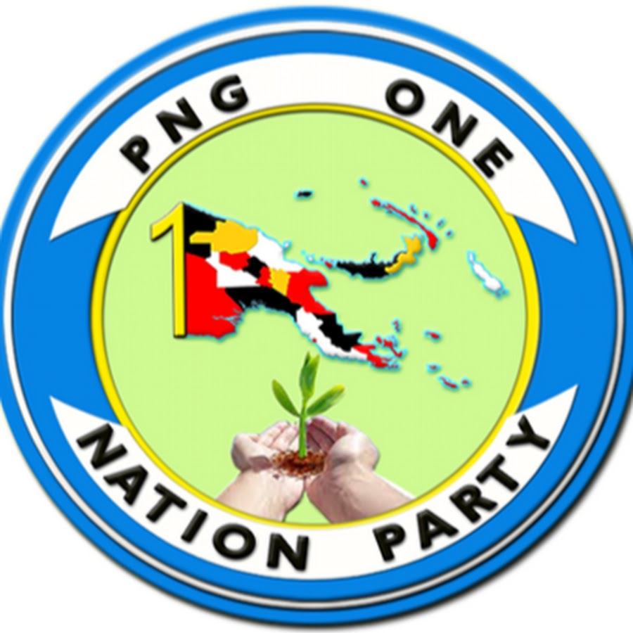 PNG ONE NATION PARTY.