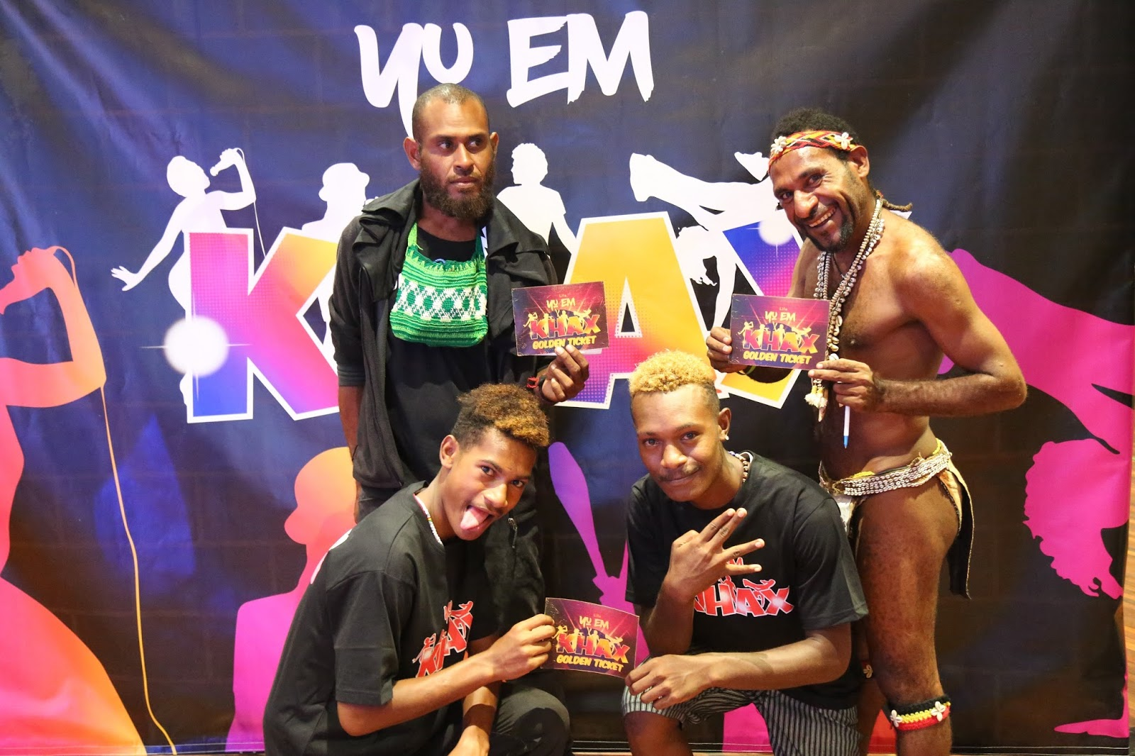 Digicel Play brings best of Yu Em Khax auditions to TVWAN.