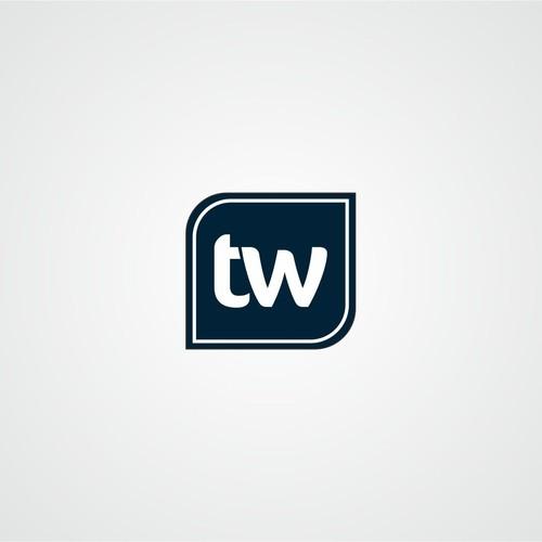 logo for TW.