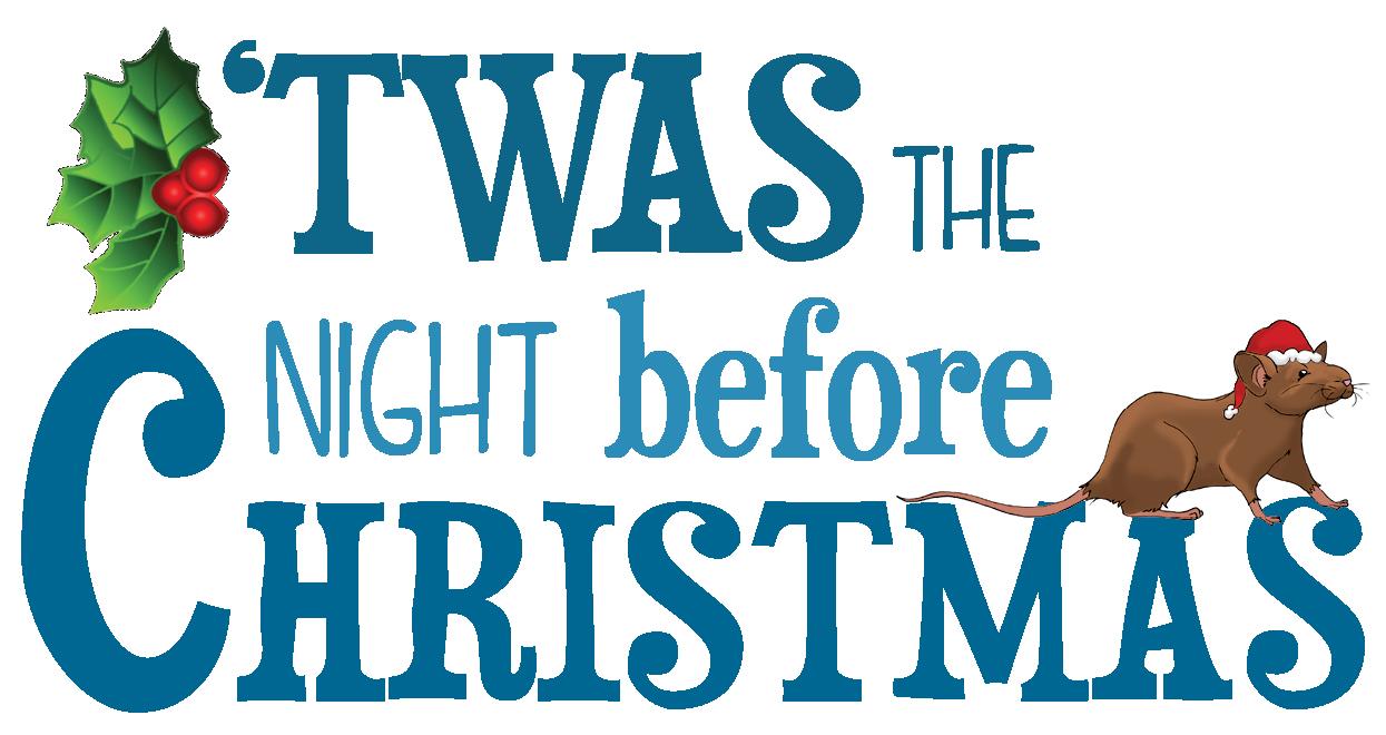 Twas the Night Before Christmas — Paul Melendy.