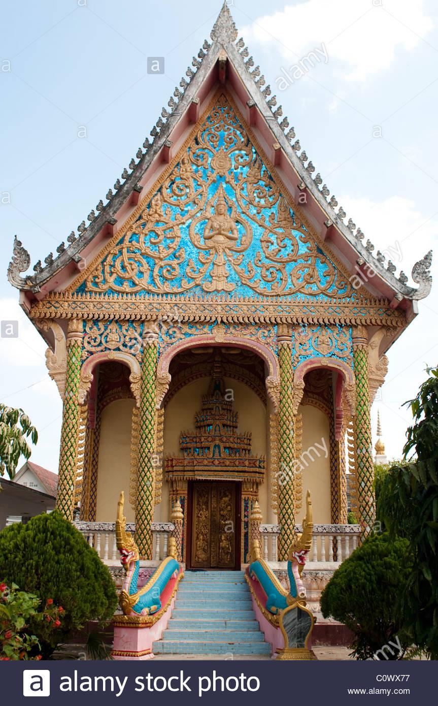 Wat Sainyaphum, Laos 2019.