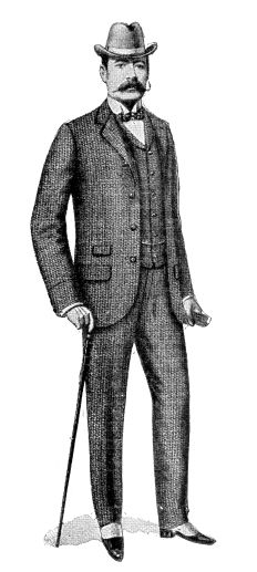 Tweed clipart.