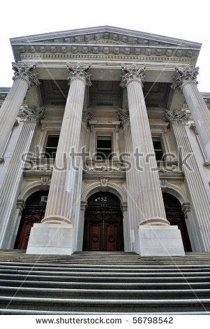 Court House Banco de Imagens, Fotos e Vetores livres de direitos.