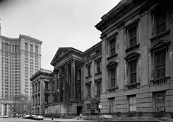 Tweed Courthouse.
