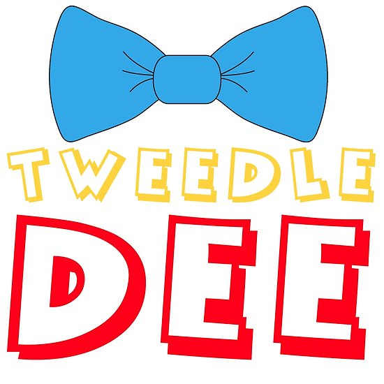 Free Bow Tie Clipart tweedle dee, Download Free Clip Art on.