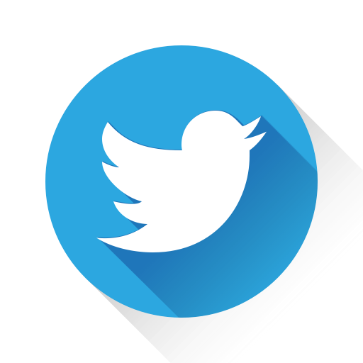 Tweet, twitter icon.