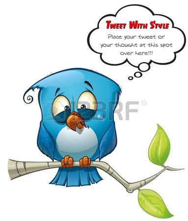 391 Tweeter Cliparts, Stock Vector And Royalty Free Tweeter.