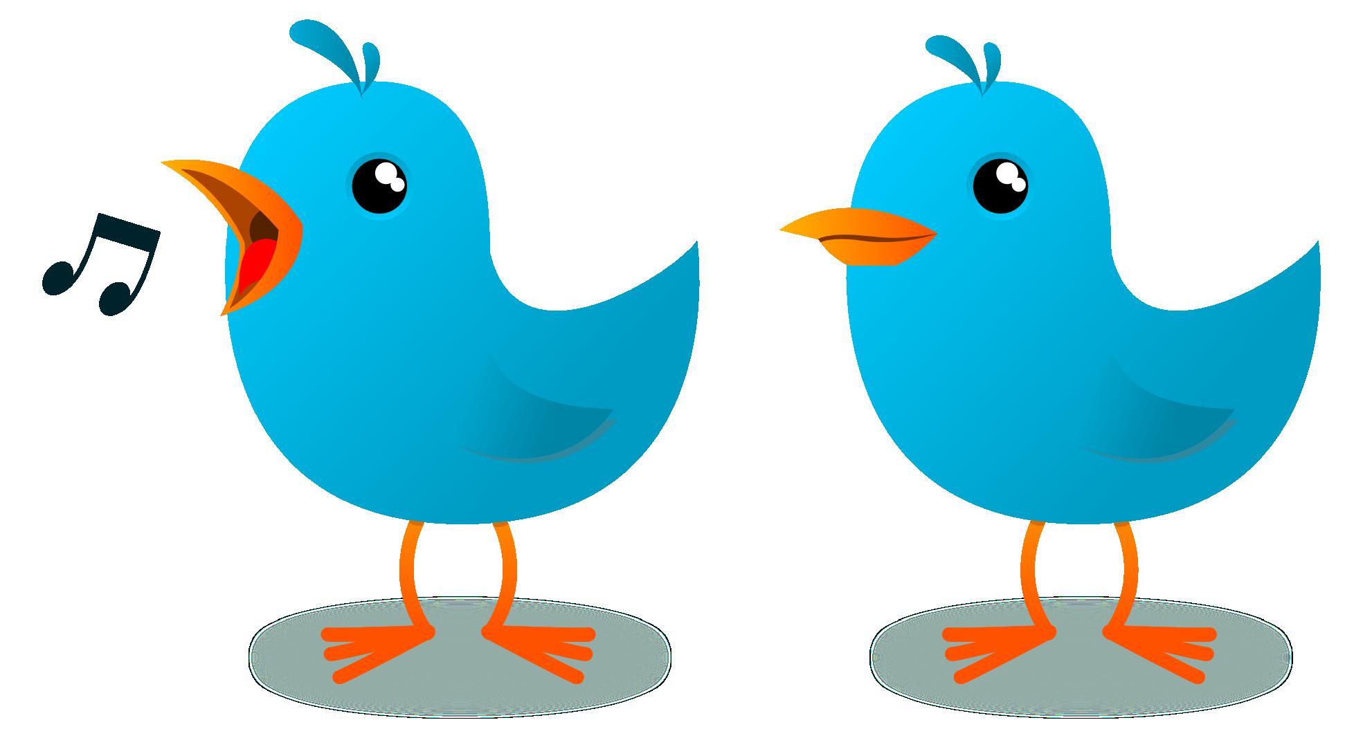 clipartist.net » Clip Art » Twitter Bird Tweet Tweet 2 clipartist.