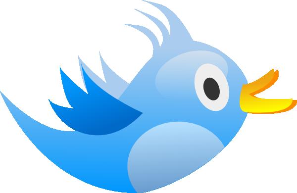 Tweeter Bird Clip Art at Clker.com.
