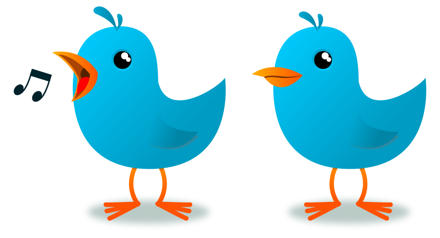Bird Mascot Clipart, vector clip art online, royalty free design.