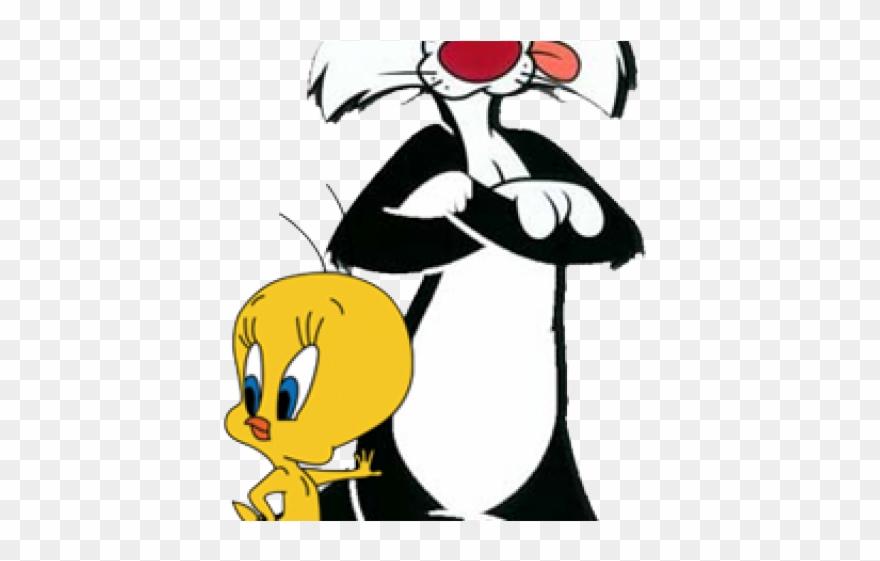 Skunk Clipart Sylvester.