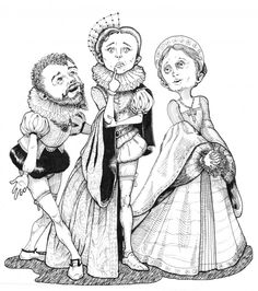 Twelfth Night Clipart.