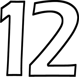 The Number 12.