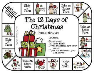 Free Twelve Days Of Christmas Clipart, Download Free Clip.