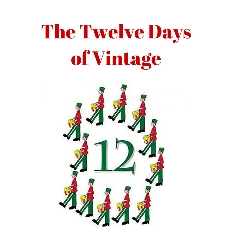 The Twelve Days of Vintage.