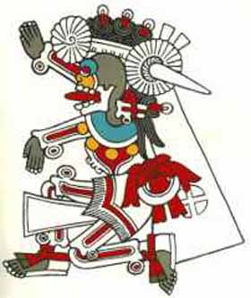 Aztec Gods and Goddesses.