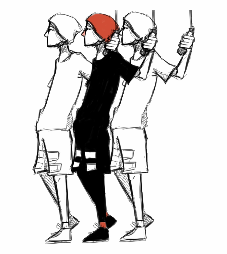 Blurryface Drawing Art Block.