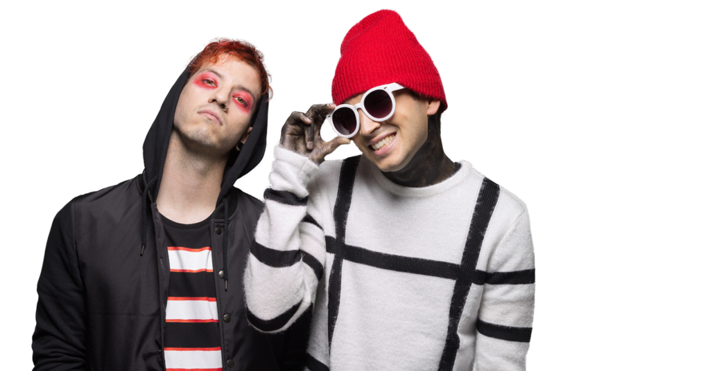 Twenty One Pilots PNG Pic.