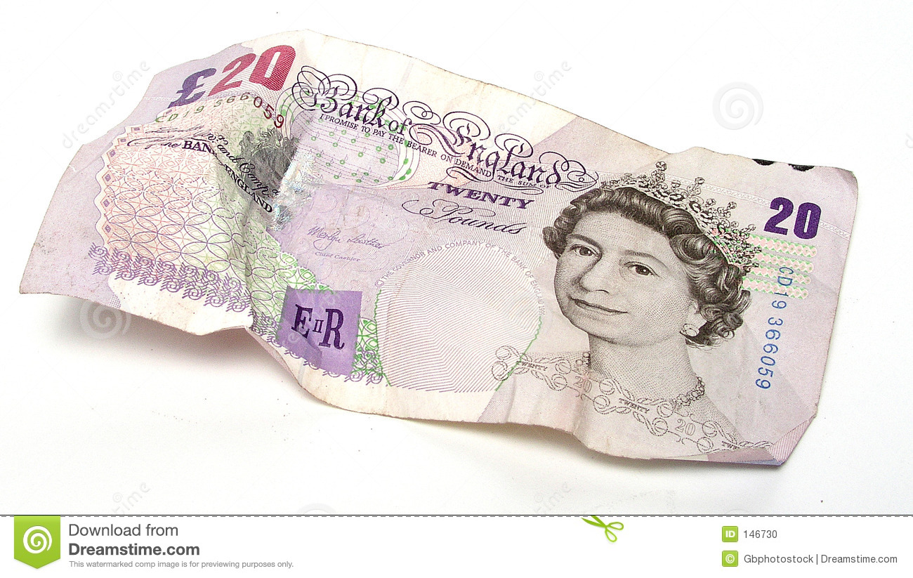 Twenty Pound Note Uk Currency Stock Photos, Images, & Pictures.