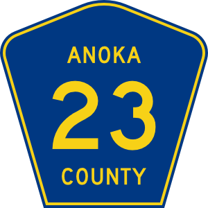 Anoka County Route Clip Art at Clker.com.