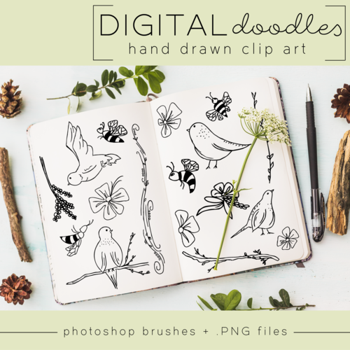 TWGDesigns} Clip Art • Styled Stock Photos • Art Prints — The.
