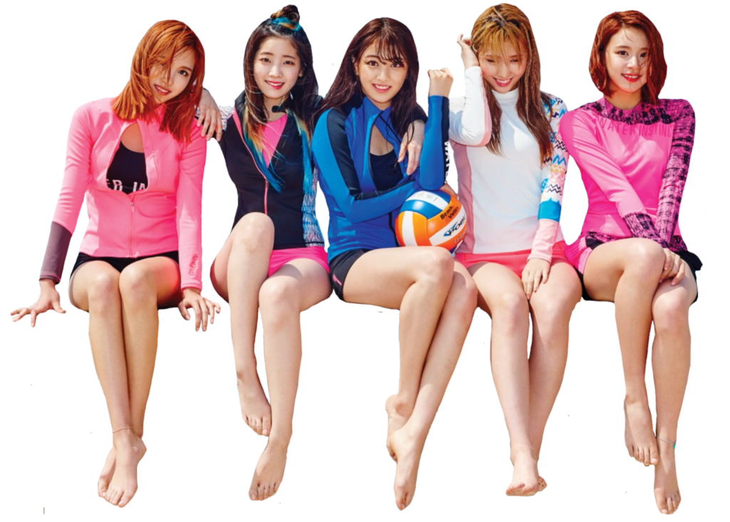Twice PNG Pack.