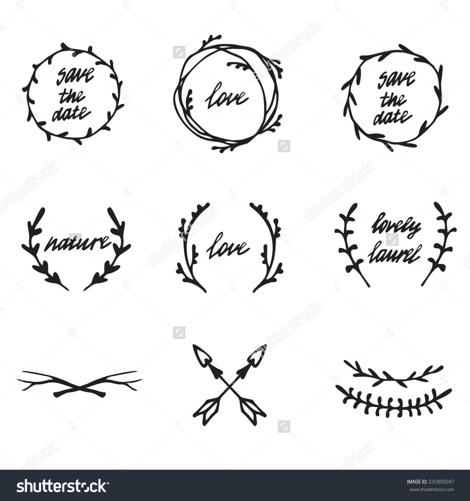 Rustic Twig Wreath Png & Free Rustic Twig Wreath.png.
