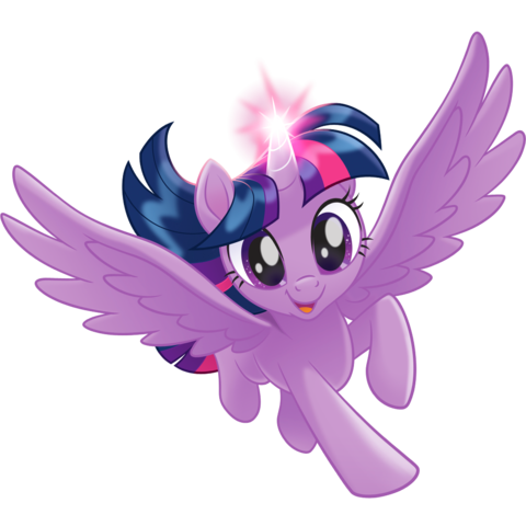 MLP The Movie Twilight Sparkle Official Artwork My Little.
