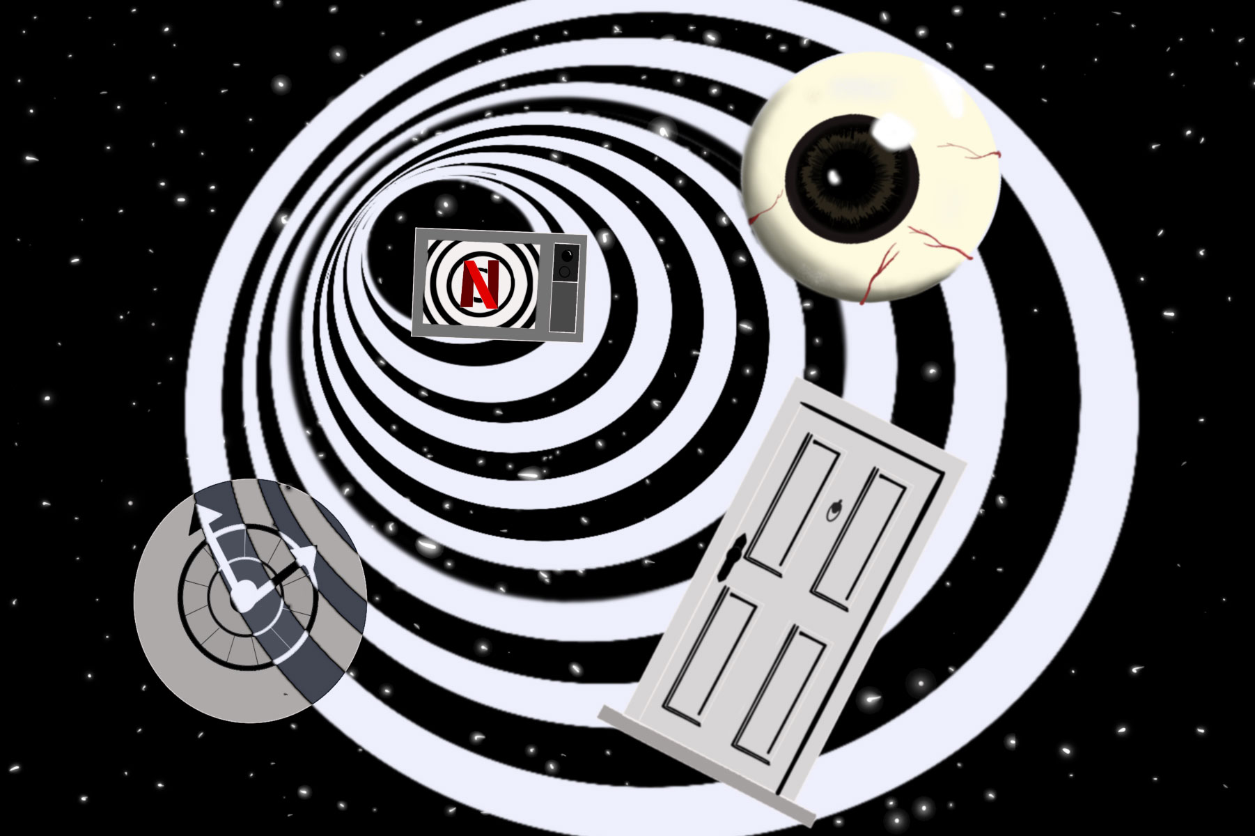 4 Shows on Netflix Inspired by Elements of \'The Twilight Zone\'.