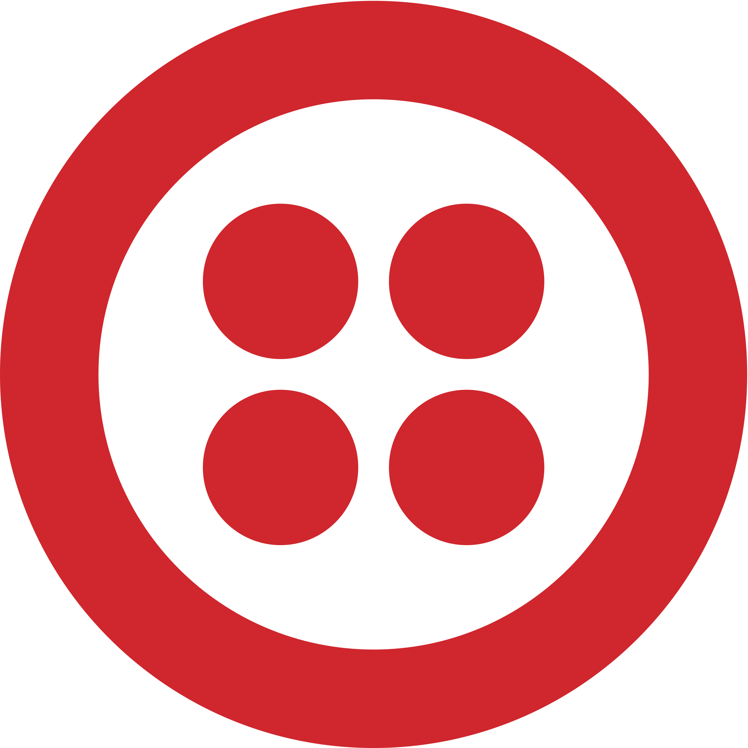 Twilio Logo PNG Transparent & SVG Vector.
