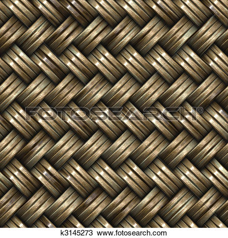 Drawing of Woven basket twill texture k3145273.