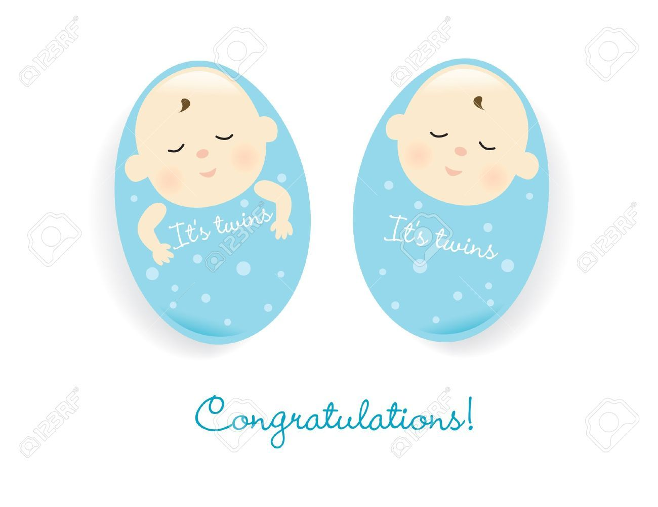 Twin baby boys clipart 4 » Clipart Portal.