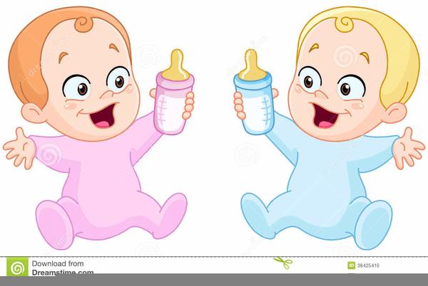 Twin babies clipart 4 » Clipart Portal.