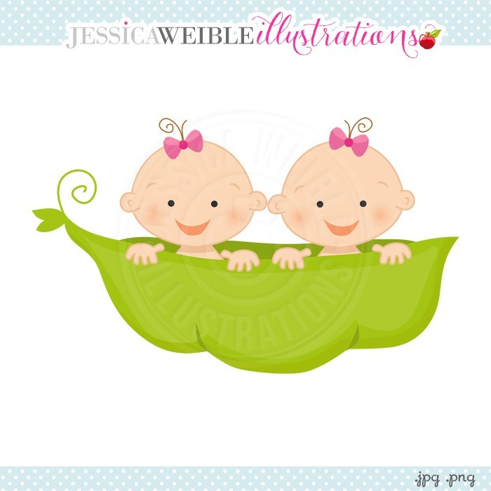 Twin baby girls clipart 2 » Clipart Portal.