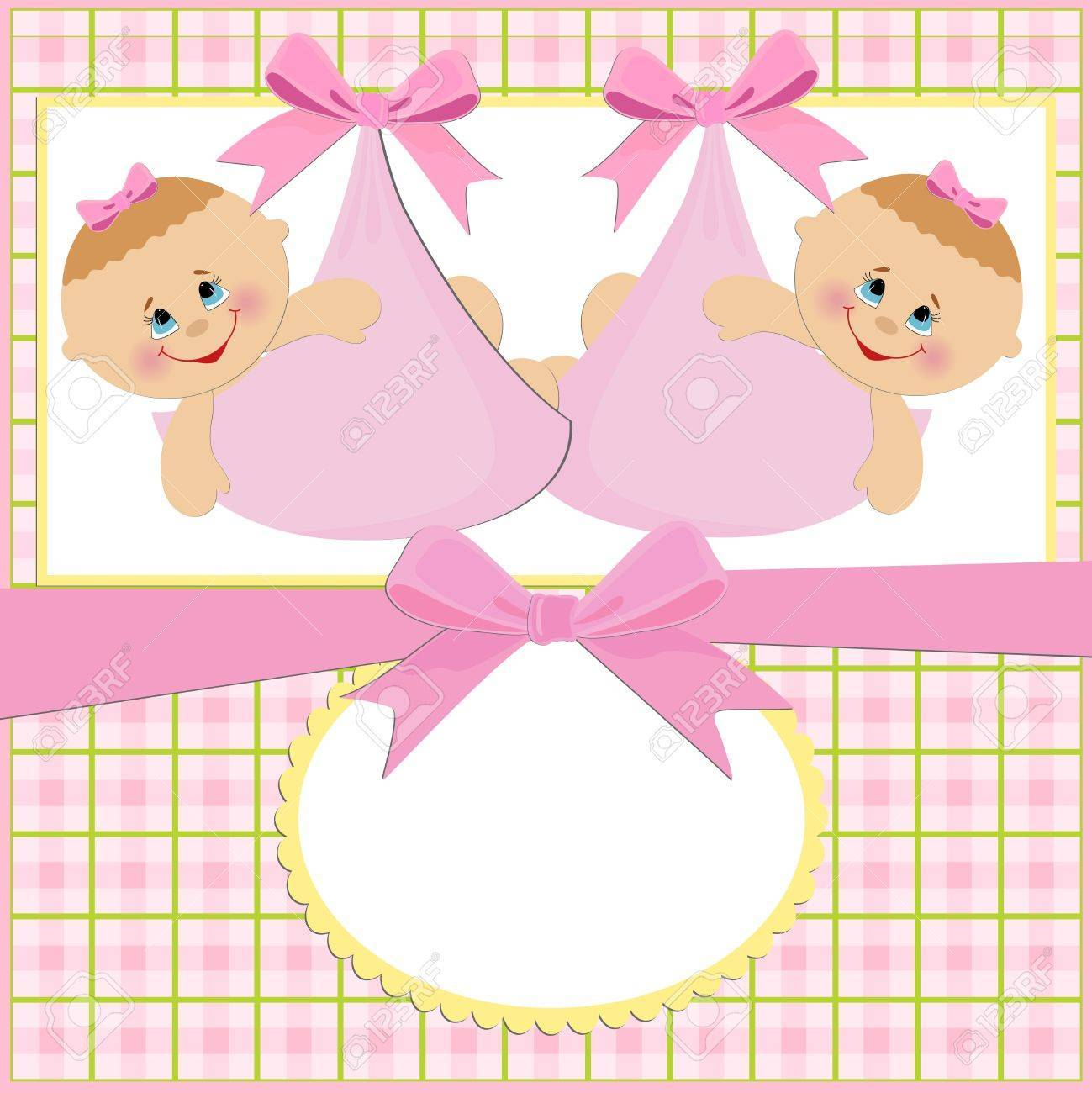 Twin baby girls clipart 5 » Clipart Portal.