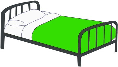 Twin bed clipart 3 » Clipart Portal.